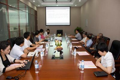 国投中艺(北京)国际传媒投资有限公司召开第一届董事会