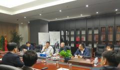 海胶集团总裁刘大卫一行莅临公司考察