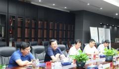 定州城市总体发展战略研讨会在公司总部顺利召开