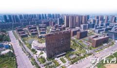 中电软件园崛起军民融合产业