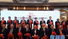 """世界华人经济峰会:紧抓""""一带一路""""机遇"""